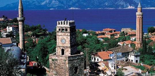 Heritage-History Tour in Antalya