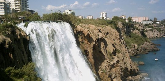 Waterfall Tour in Antalya