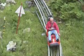Would You Ride This Alpine Roller Coaster in