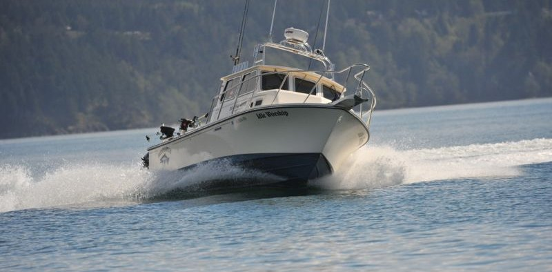 Fishing in Anacortes