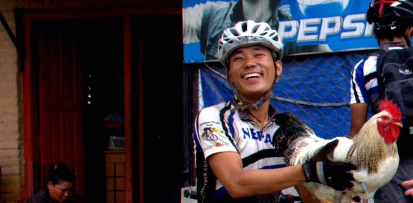 Mountain Biking in Kathmandu with Jevi Limbu