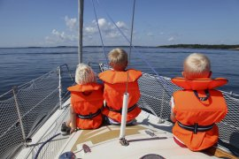 Tips for Better Boating with Children