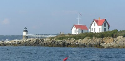 Boat Tour in Boothbay Harbor