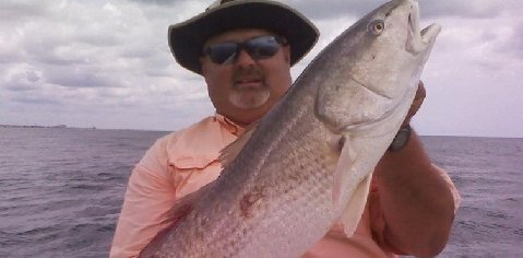 Fishing in Scottsville with Brian J. Bodine