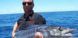 Fishing in Darwin with Brian Readman