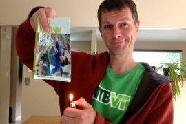 Burn your Guidebooks – 2 Authors Explain why