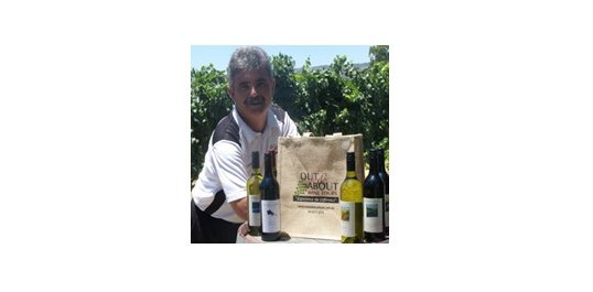 Wine Tour in Bassendean with Claude Rossetto