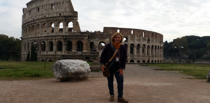 Walking Tour in Rome with Francesca Maria Casertano
