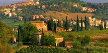 Car Tour in Tuscany