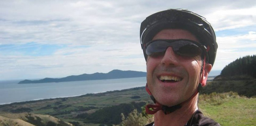 Mountain Biking in Paraparaumu with Brett Irving