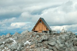 The Cutest Ski Cabin in the World?