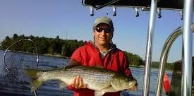 Fishing in Boothbay Harbor with Dan Wolotsky