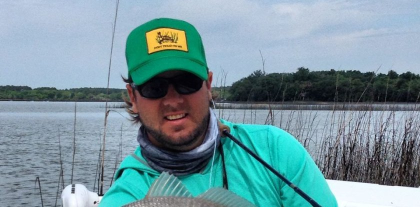 Fishing in Hilton Head with Wes Chesnutt