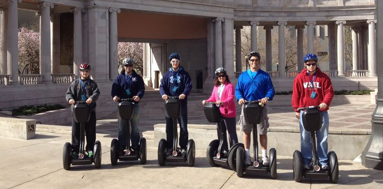 Downtown Denver Segway Tours