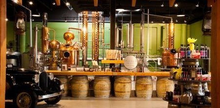 Distillery Tour in Vernon