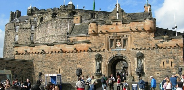 Walking Tour in Edinburgh