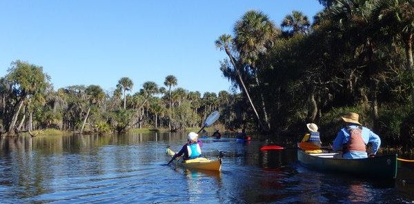 Canoeing in Orlando
