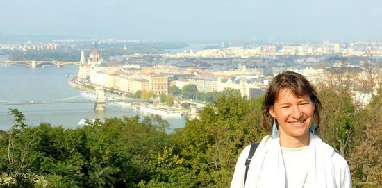 Walking Tour in Budapest with Emily