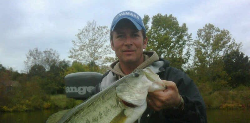 Fishing in Branson with Eric Prey