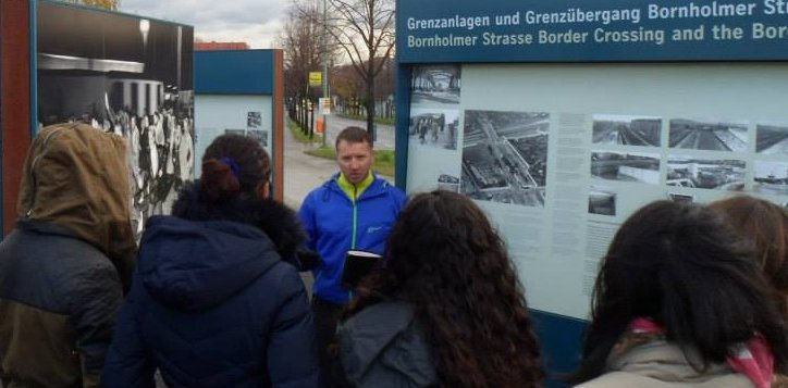 Bike Tour in Berlin with Ference Friedenberger