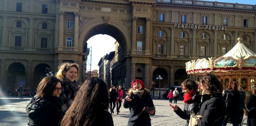 Outdoor in Florence