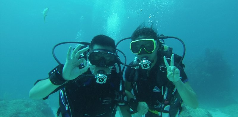 Scuba Diving in Santo Domingo