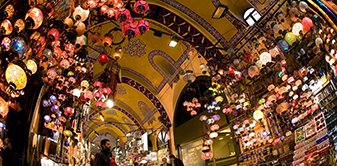 Market Tour in Istanbul