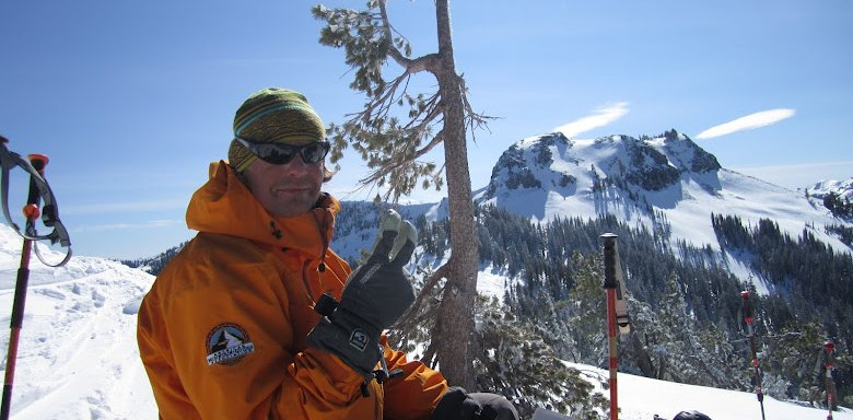 Backcountry Skiing in Incline Village with Jim Moore