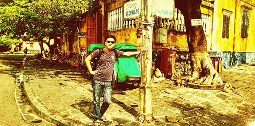 Airport Transfer Tour in Da Nang City with Quang Tran