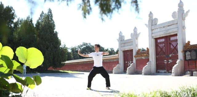 Metaphysical Retreat in Beijing with Alex Tan