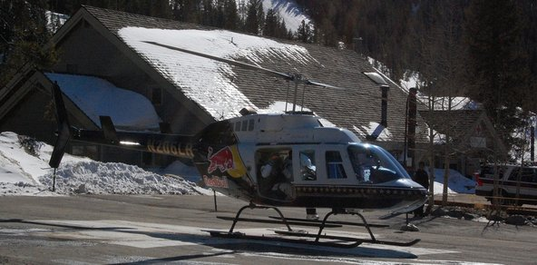 Helicopter Tour in Steamboat Springs