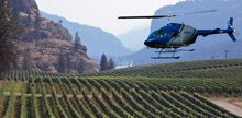 Helicopter Tour in Kelowna