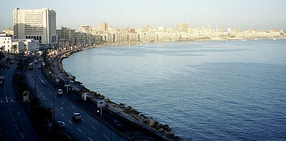 Sightseeing in Alexandria