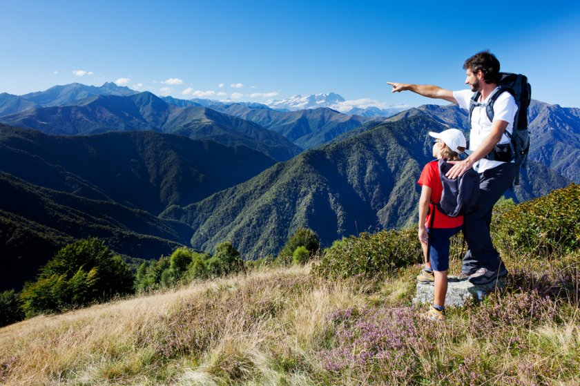 Image result for hiking with children