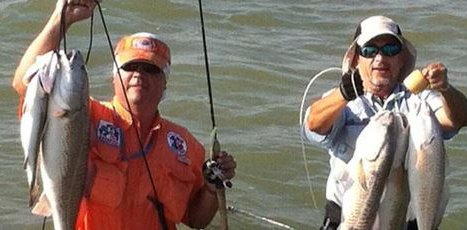 Fishing in Galveston