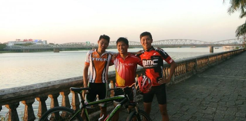 Bike Tour in Hue