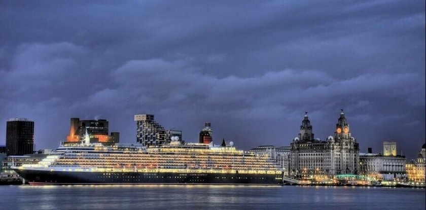 Shore Excursion in Liverpool