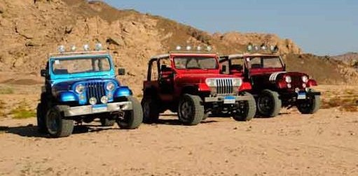 4WD Tour in Sharm el Sheikh