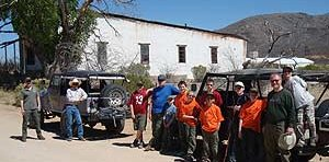 Heritage-History Tour in Tombstone with Mark Lewis