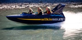Jet Boating in Otago