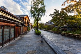 Looking for the Lost Machiya Buildings in Kyoto