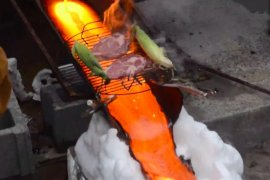 How Lava Can Cook Your Next Meal
