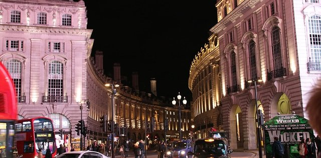 Walking Tour in London