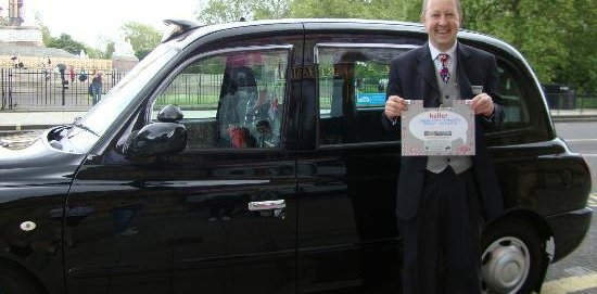 Car Tour in London with Michael Churchill