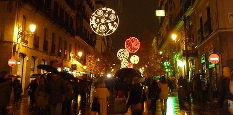 Nightlife Tour in Madrid