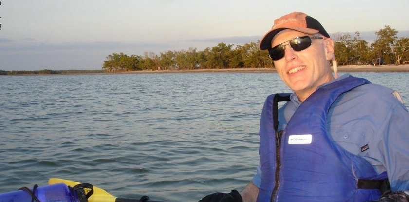 Kayaking in Everglades National Park with Dave Kochendorfer