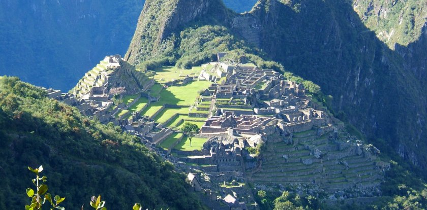 Archeological Tour in Aguas Calientes