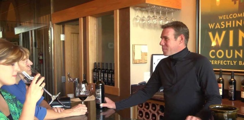 Wine Tour in Pullman with Patrick Merry