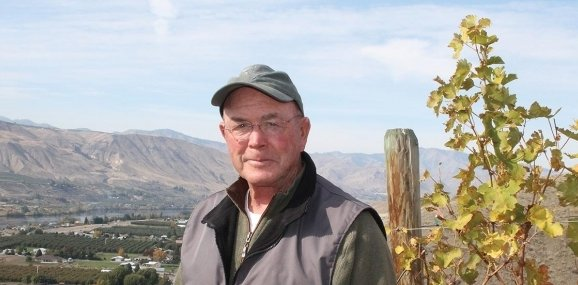 Wine Tour in East Wenatchee with Mike Scott