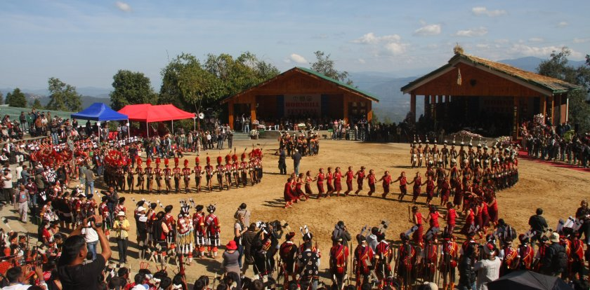 Cultural Immersion in Nagaland